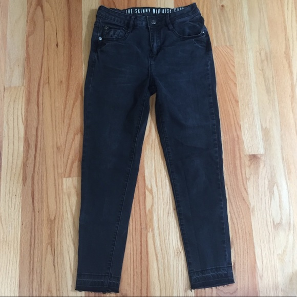 Cotton On Denim - Cotton On Jeans Skinny Mid-Rise Capris